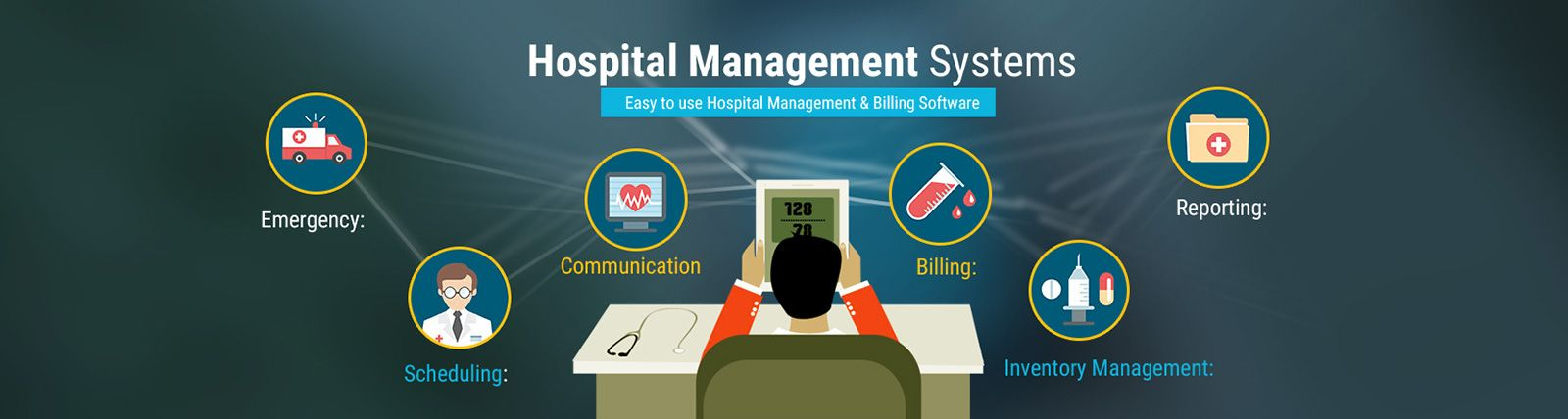 Zarzoob Hospital Management Information System Software