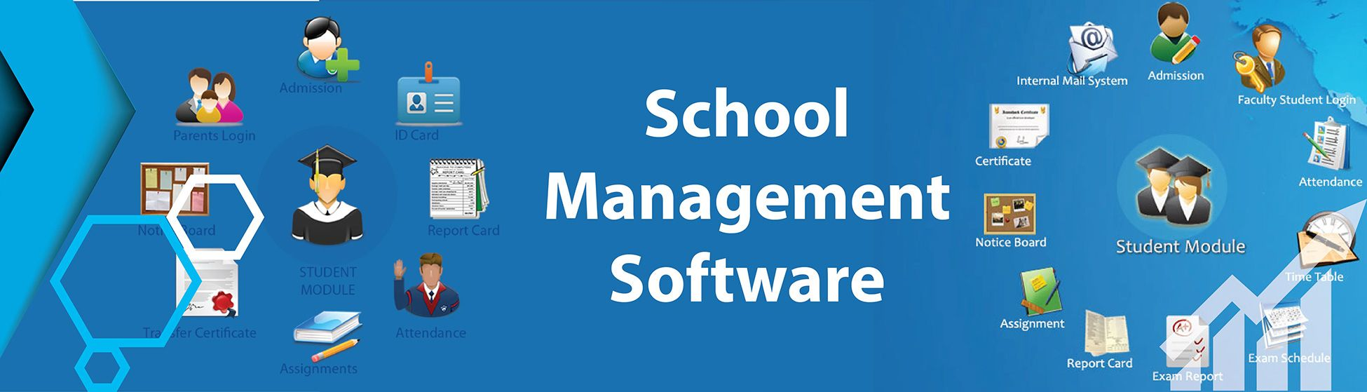 expert school management system banner - The Secrets of the Business Software